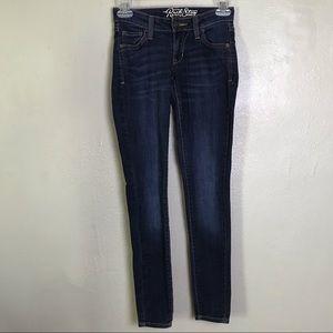 Old Navy Rockstar Skinny Jeans Size 0